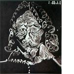 パブロ・ピカソ「347シリーズ:No.143」