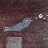 清宮質文「黒夜の鳥」