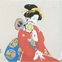 上村松園「鼓の音」