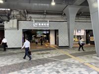 JR有楽町駅画像